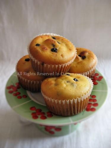 muffin, mirtilli, latticello, buttermilk, dolci, cucina, ricette
